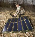 TUV 공장에서 육군 태양 에너지 공급 전기 충전기