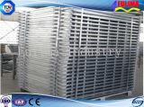 Rete fissa d'acciaio galvanizzata tuffata calda per il cortile (SF-001)
