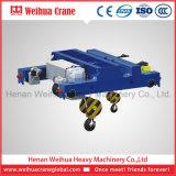 Weihua 3t 5t走行ワイヤーロープの電力の起重機