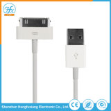 5V/2.4A relâmpagos de dados USB Cabo personalizado para telemóvel