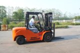 Hydraulischer Fd30 Fd40 Dieselgabel-Heber-LKW nach Mauretanien
