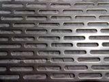 Lamina di metallo perforata dell'acciaio inossidabile
