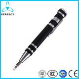 Stile Pocket magnetico 8 della penna di precisione in 1 cacciavite