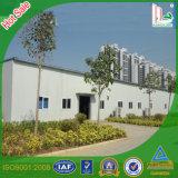 Edifício Prefab claro durável da fábrica da construção de aço
