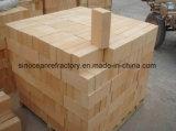 격리 안대기에 사용되는 내화 점토 절연제 벽돌