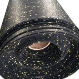 Pavimentazione di gomma/lastricatore/mattonelle della costruzione variopinta della costruzione