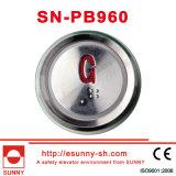 Hochleistungshöhenruder-Drucktaste (CER, ISO9001)