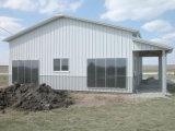 움직일 수 있는 강철 구조물 헛간 집 (KXD-SSW1096)