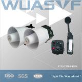 20W 12V усилитель мотоциклов сирены охранной сигнализации