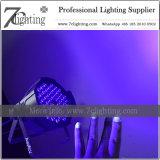 DMX LED Blacklight 162W ultraviolette Beleuchtung für Partei-Disco