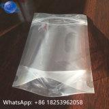Saco Nuts da folha de pé transparente do saco da folha do espaço livre do malote da folha de alumínio com espaço livre dianteiro