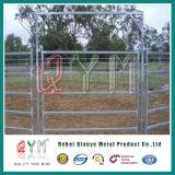馬の牛ヤードは塀のゲート/家畜の牛塀をゲートで制御する