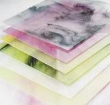 Jungfrau 100% MMA löschen und färben Acrylblatt für Beleuchtung-Zeichen