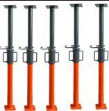 Justierbare Stützbalken-Stützen für den Aufbau, der 001 unterstützt