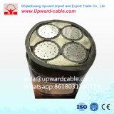 ABC/PVC/XLPE/ACSR/AAAC/AAC /Overhead/Aluminum/Aerial lió el cable de alambre