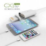 Nuevo cable del cargador magnético para Apple y Android Mobile