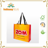 Clolorful Plastic Gift Packaging Big Bag와 PP Woven Bag