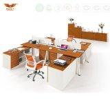 Poste de travail modulaire moderne de meubles de bureau