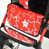2016 China Melhor qualidade Custom Made Plastic Spray Baby Push Chair