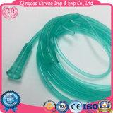 Tube médical d'oxygène de PVC à usage digestif