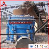 Triturador de pedra de alumínio industrial do cone