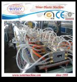 Finestra di alluminio del PVC e linea di produzione di profilo del portello (SJSZ-65/132)