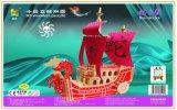 Model van het Schip van het Beeldverhaal ver*kopen-Japan het Ééndelige