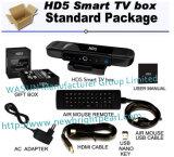 HD5 Webcam Micro Micrófono inalámbrico WiFi Smart TV Box fabricante