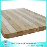Alta calidad 7mm cebra panel horizontal / vertical de bambú para Encimera / encimera / Muebles / gabinete / monopatín