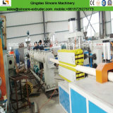 Chaîne de production de filetage bonne de pipe d'évacuation de PVC C-PVC U-PVC machine