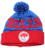 習慣によって編まれる頭骨の冬POMの帽子