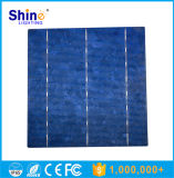 pile solari materiali del multi silicone policristallino 3bb di 156*156mm