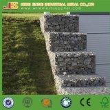 Expertos del muro de contención acoplamiento soldado de la piedra de pavimentación de la calzada de Gabion/del rectángulo de Gabion