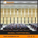 競技場および多目的ホールのためのアルミニウム防音の移動可能な隔壁