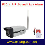 Macchina fotografica astuta pronta per l'uso di 1080P WiFi con l'allarme di PIR