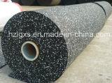 Los gránulos de color EPDM gimnasia de goma Suelos de Rolls