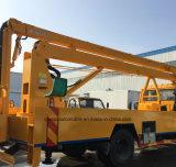 Dongfeng 4*2 작동되는 트럭 머리 위 22 미터 고도