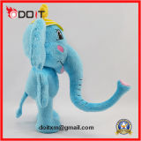 Het gevulde Dierlijke Stuk speelgoed van de Olifant van de Kinderen van de Olifant Speelgoed Gevulde