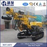Hf140y 크롤러 DTH 닻 드릴링 장비