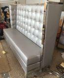 (SD-4007) Горячая софа отдыха кожи сбывания для трактира обедая мебель