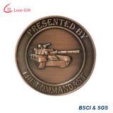 주문 3D 금은 독수리 백악관 도전 동전을 돋을새김했다