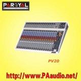 Misturador de consola Consola de mistura (PV20-USB)