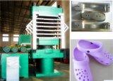 Única máquina de fabricación de goma única máquina de goma del vulcanizador que hace espuma