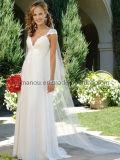 Voile spécial Sweetheart robe de mariée (BDF008)