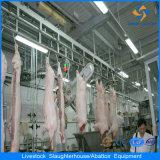 Apparecchiatura mezza di macello della tagliatrice della carcassa di maiale