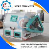 500kg par lot meuleuse d'alimentation animale et le mélangeur