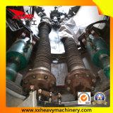 Equipamento de levantamento com macaco da tubulação para o gasoduto natural