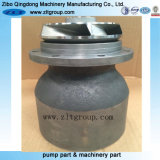Rostfreier Stahl-legierter Stahl-versenkbare Wasser-Pumpen-Teile