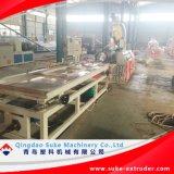 Máquina de fabricação de extrusão de placa de teto de PVC