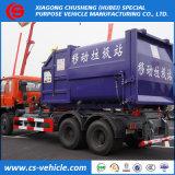 De Vuilnisauto van de Lift van de Haak 20tons van HOWO/Dongfeng 6X4 10tons voor Verkoop